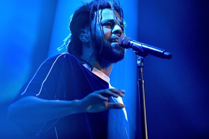 J.Cole 或將成為 PUMA 下一位饒舌歌手代言人