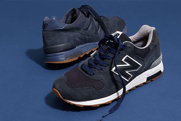 J.Crew x New Balance 全新聯乘 1400「Midnight Navy」鞋款