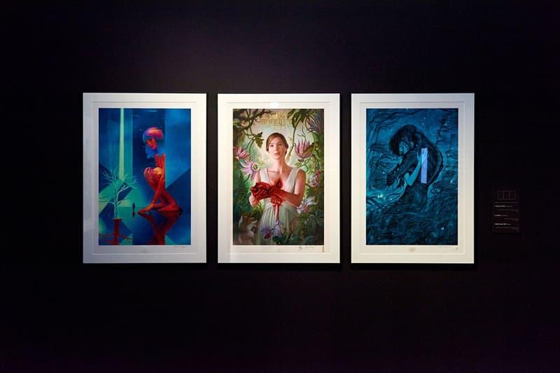 台灣藝術家 James Jean 於首爾展開迄今為止最大個展「Eternal Journey」