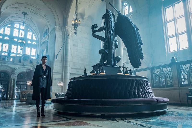 殺神護狗!《John Wick 3: Parabellum》最新電影劇照、片段釋出
