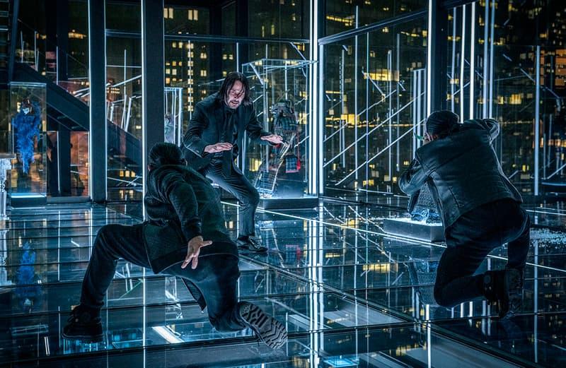 你敢向神挑戰嗎?《John Wick 3: Parabellum》最新電影劇照釋出