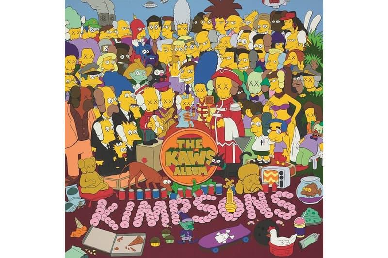 NIGO 珍藏保證 − KAWS 藝術作品《THE KAWS ALBUM》以破紀錄天價售出