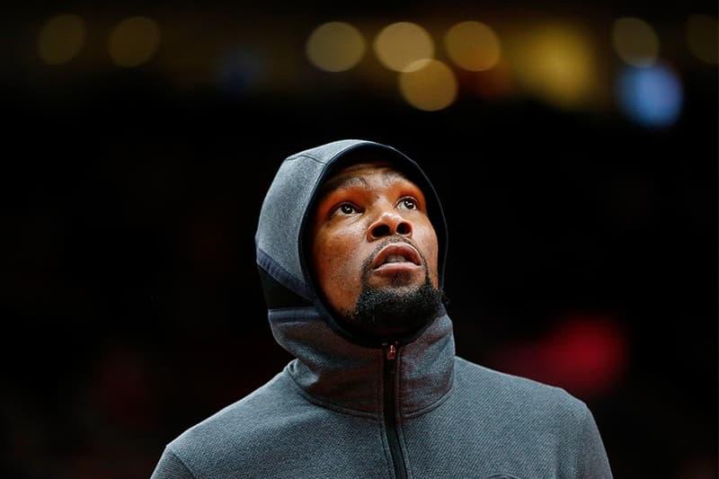 說再見了吧?!Kevin Durant 據悉已完成轉投 New York Knicks 交易