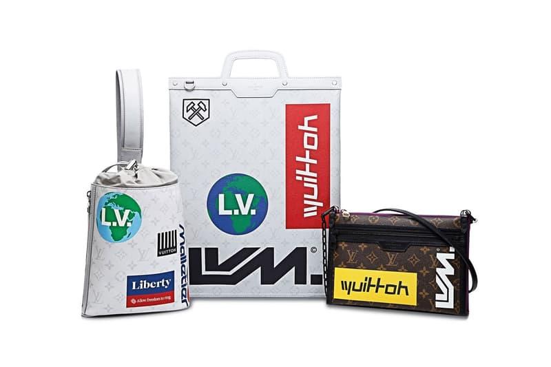 Louis Vuitton 推出 2019 早秋球鞋及包袋新品