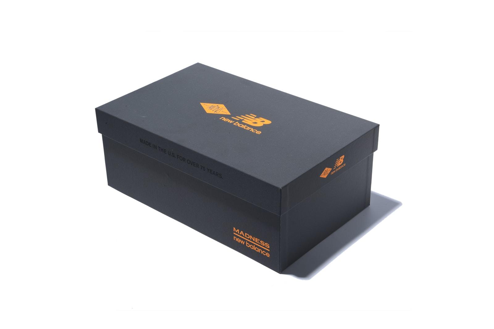 MADNESS x New Balance 聯乘企劃發售詳情正式公佈