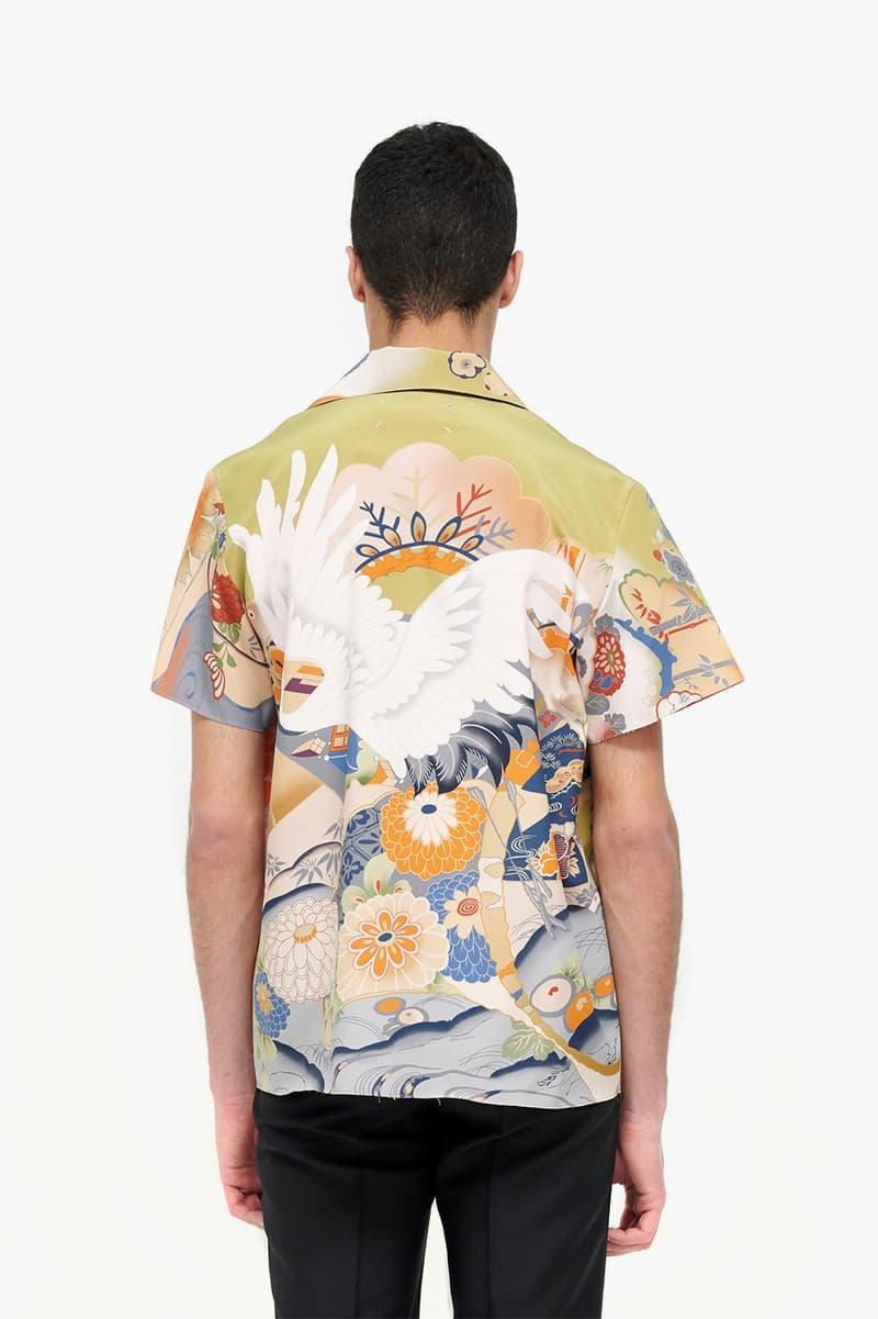 Maison Margiela 2019 夏季全新印花襯衫上架