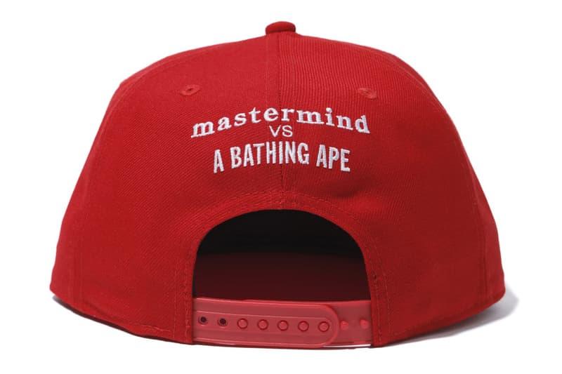 mastermind vs A BATHING APE® 2019 春夏聯乘系列完整公開