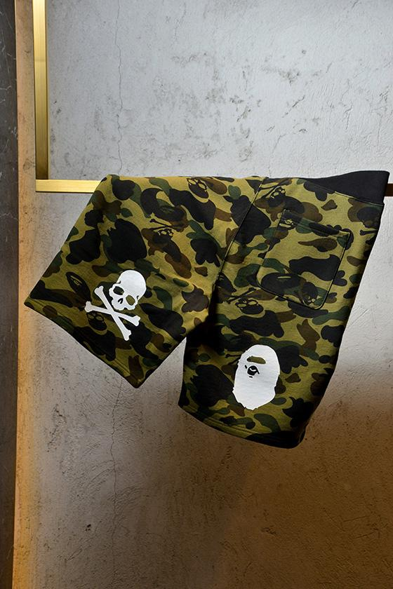 mastermind vs A BATHING APE® 2019 年初夏新品釋出