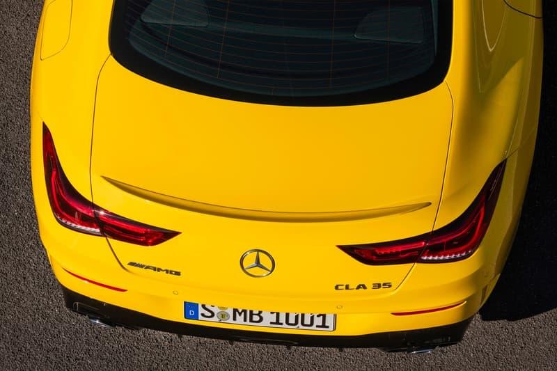 搶先預覽 2020 年式樣 Mercedes-AMG 全新 CLA 35 車型