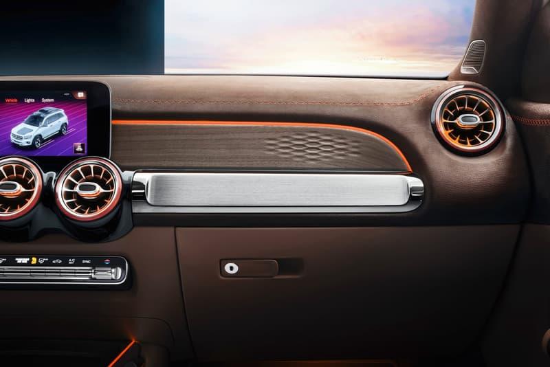 Mercedes-Benz 全新 2019 年式樣 Concept GLB 車型發佈