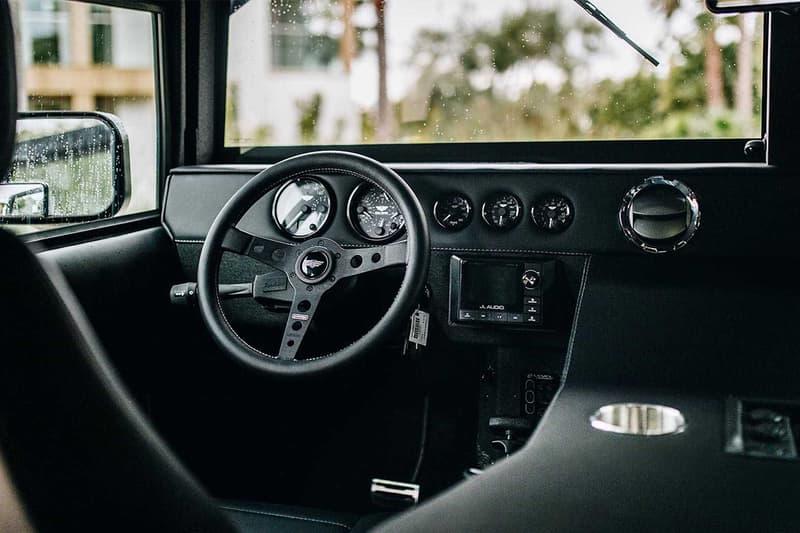硬漢座駕 − Mil-Spec 打造 Hummer H1 全新改裝車型
