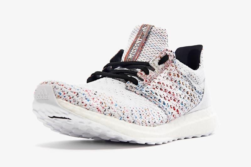 逸品針織物-Missoni x adidas Originals Ultra Boost 聯乘釋出