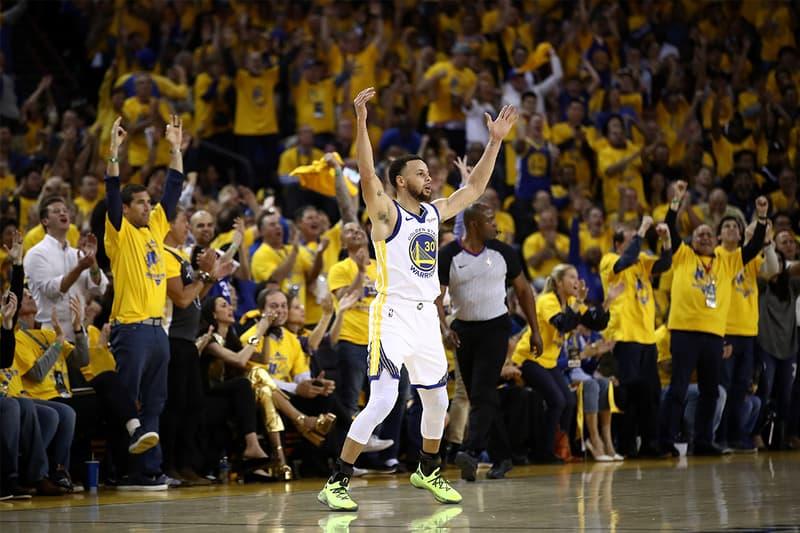 NBA 季後賽 2019 − 衛冕軍 Golden State Warriors 首戰率先拿下