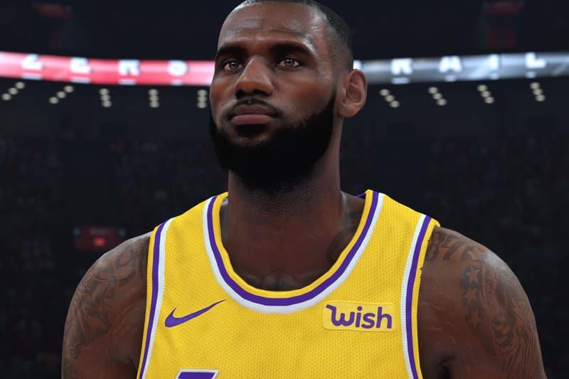 迎接季後賽!《NBA 2K19》迎來最新一期球員能力值數據更新