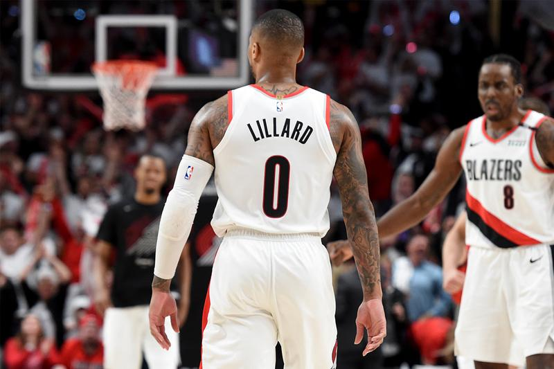 NBA 季後賽 2019 − 聯盟眾星回應 Damian Lillard 終場大號 3 分球絕殺