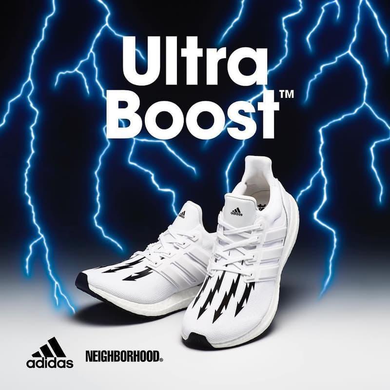 NEIGHBORHOOD x adidas 全新聯乘 UltraBOOST 系列即將上架