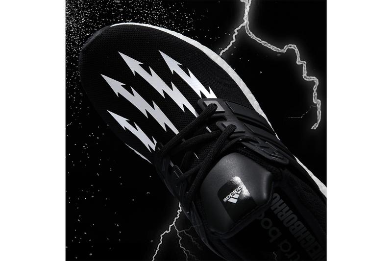 NEIGHBORHOOD x adidas UltraBOOST 全新聯乘系列台灣發售情報