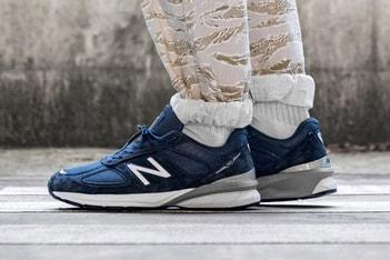 Picture of New Balance 新世代慢跑鞋 990v5 下月三色降臨