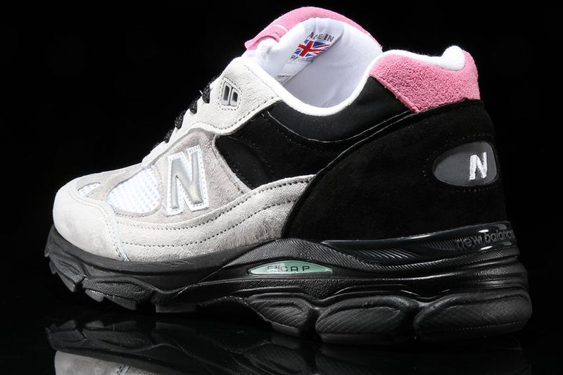 New Balance 混種鞋款 991.9 推出全新配色