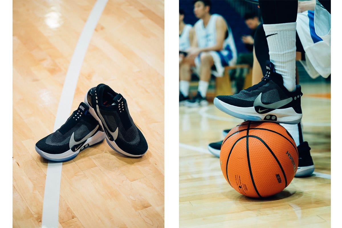 自动系带篮球鞋 Nike Adapt BB 试穿体验报告