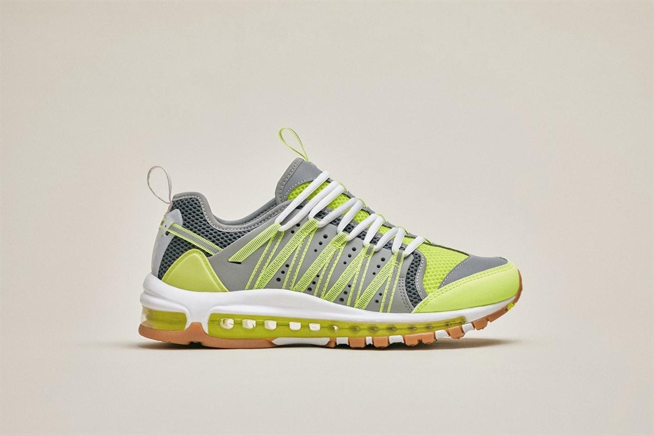 率先預覽 Nike Air Max 最新四大聯乘系列鞋款