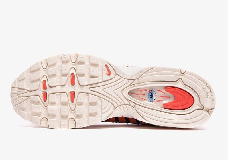 率先預覽 Nike Air Max Tailwind IV 全新「Desert Toe」配色