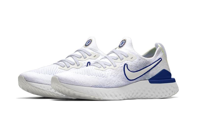 Barcelona、Chelsea 及 Tottenham Hotspur 專屬限定版 Nike Epic React Flyknit 2 登場