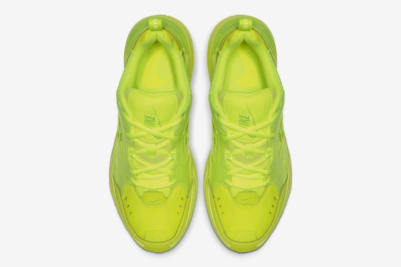 Nike M2K Tekno 全新「Volt」配色來襲