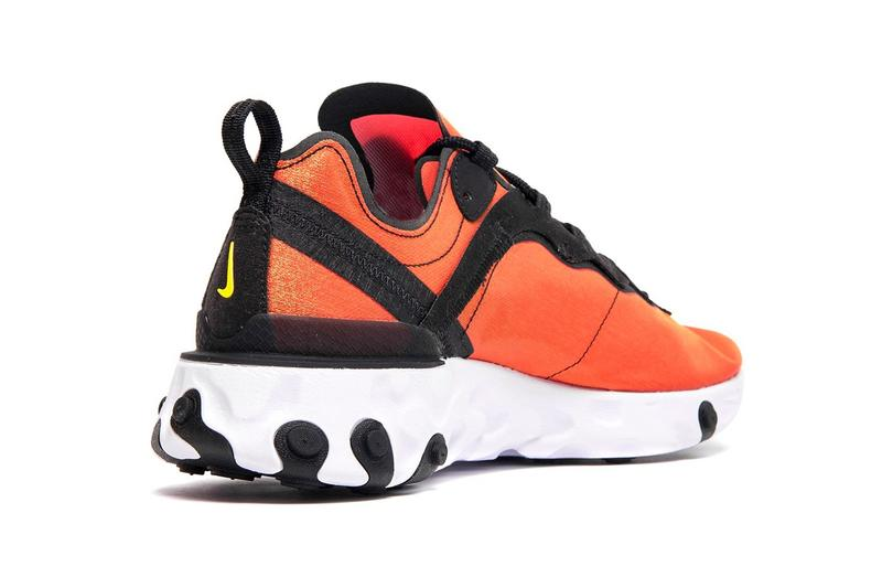 Nike React Element 55 推出全新「Sunrise / Sunset」組合