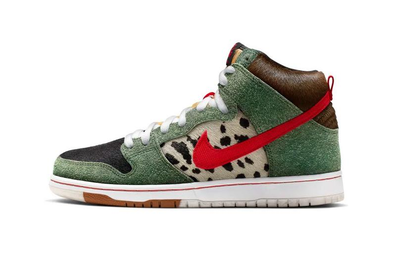 Nike SB Dunk High 全新「Walk the Dog」別注配色官方圖片釋出