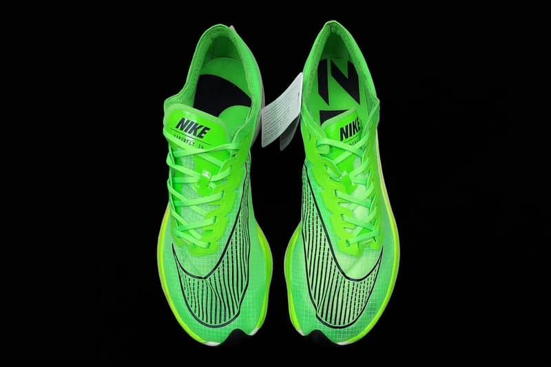Nike Zoom Vaporfly 5% 初發配色率先線上曝光