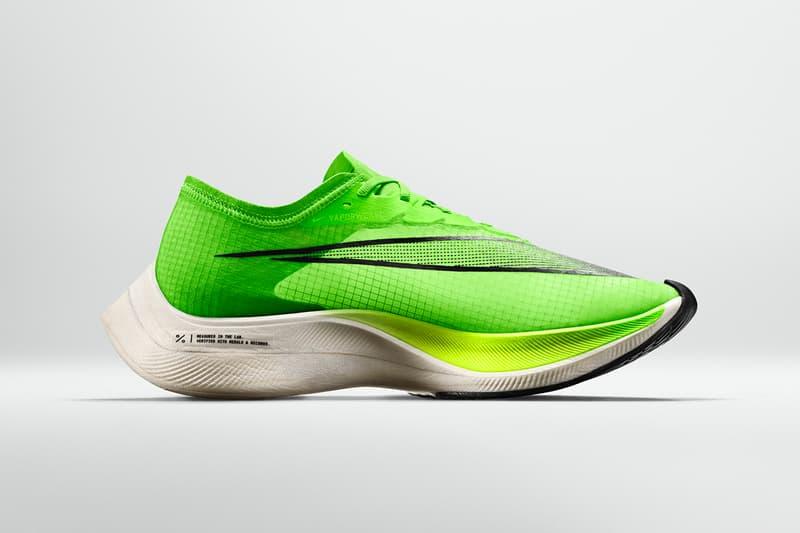 Nike 發佈全新 ZoomX Vaporfly NEXT% 跑鞋