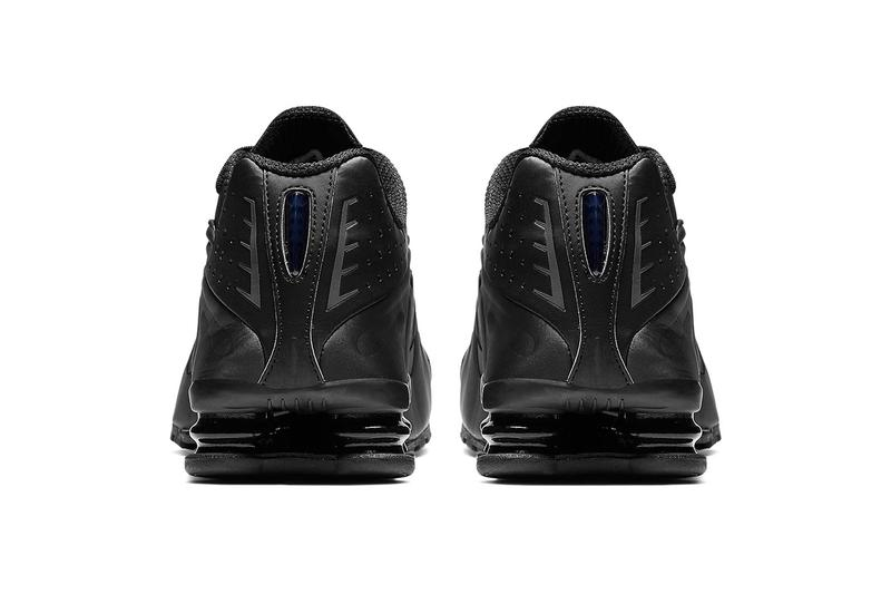 Nike Shox R4「Triple Black」全黑配色登場