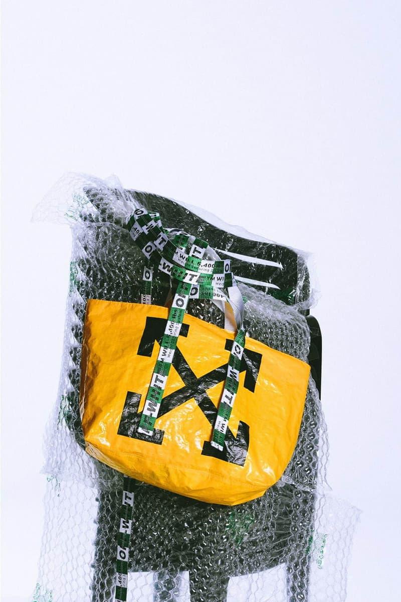 Off-White™ 為 Isetan Shinjuku 打造獨佔限定包袋及錢包