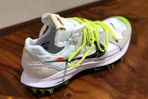 搶先近賞 Off-White™ x Nike 全新聯乘鞋款最新諜照