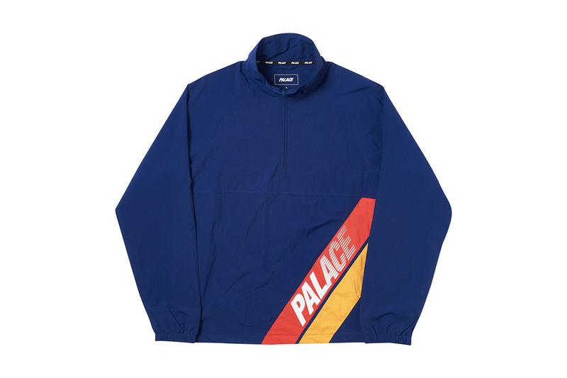 Palace 2019 夏季運動服系列一覽