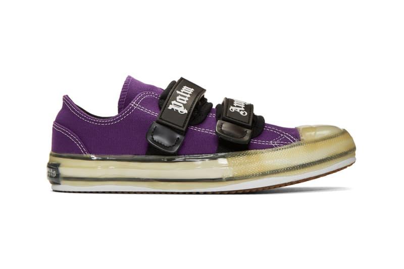 Palm Angels 全新 Vulcanized Sneakers 上架