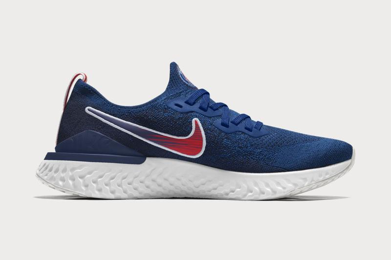 Paris Saint-Germain x Nike 全新聯乘 Epic React Flyknit 2 系列突擊上架