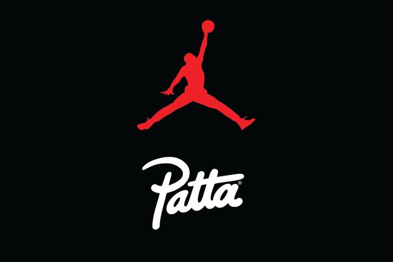 Patta 宣佈將與 Jordan Brand 展開全新聯乘企劃