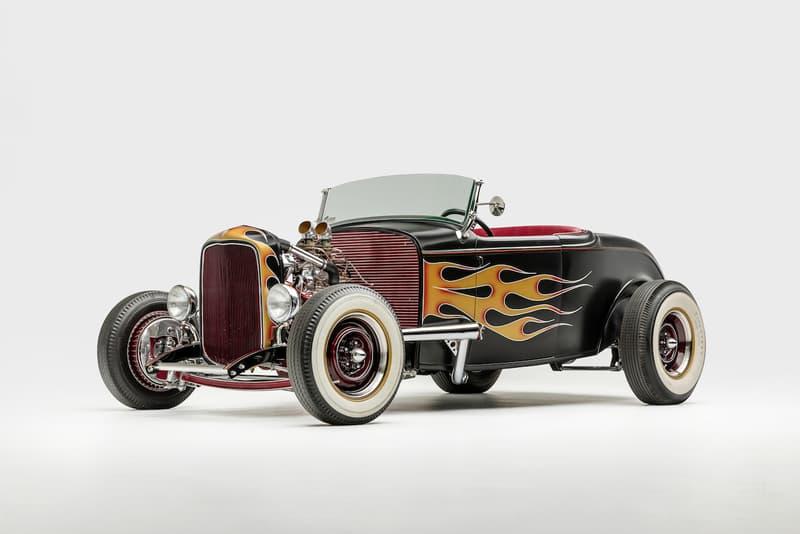 洛杉磯汽車博物館舉行「Hollywood Dream Machines」特別展覽
