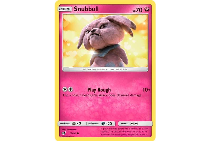 Pokémon 發佈全新集換卡牌系列為電影《Pokémon: Detective Pikachu》造勢