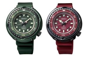 Seiko x 《機動戰士高達》攜手推出 40 周年別注限量手錶