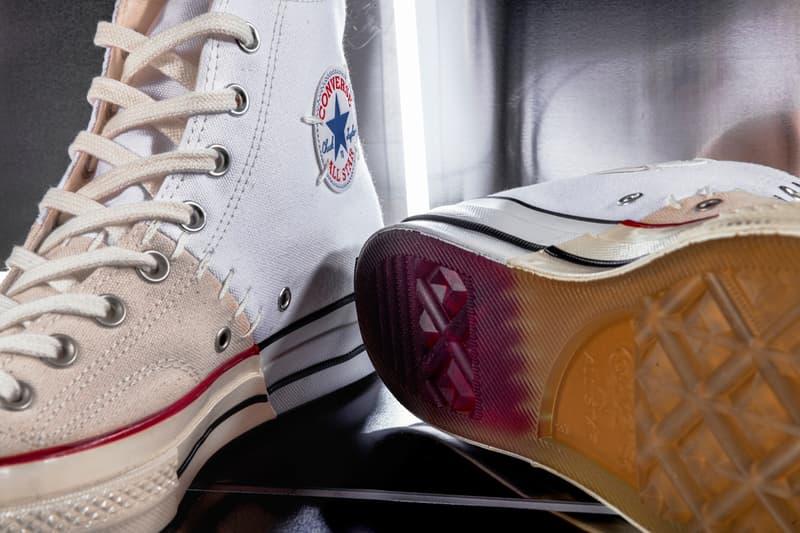 Converse Chuck 70 全新「Reconstructed」別注系列將再度發售