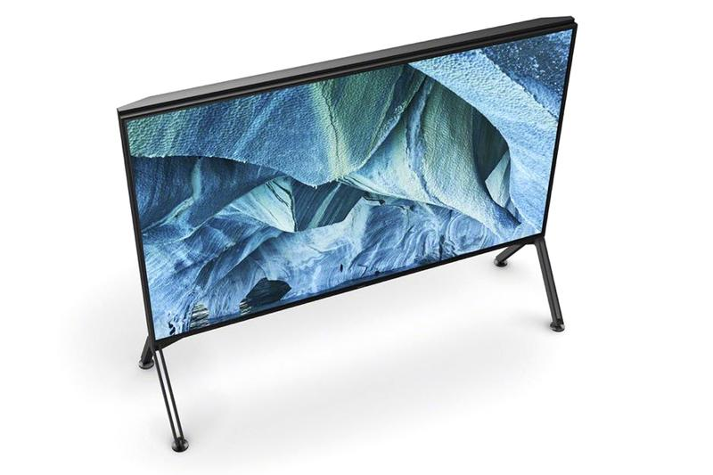 Sony 發佈售價 $70,000 美金的 98 英吋 8K 電視 Z9G