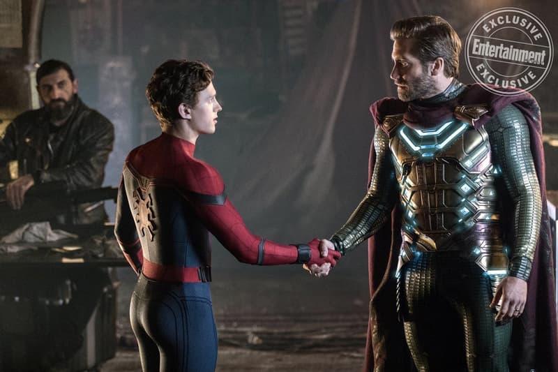 蜘蛛俠攜手 Mysterio?《Spider-Man: Far From Home》最新電影劇照釋出