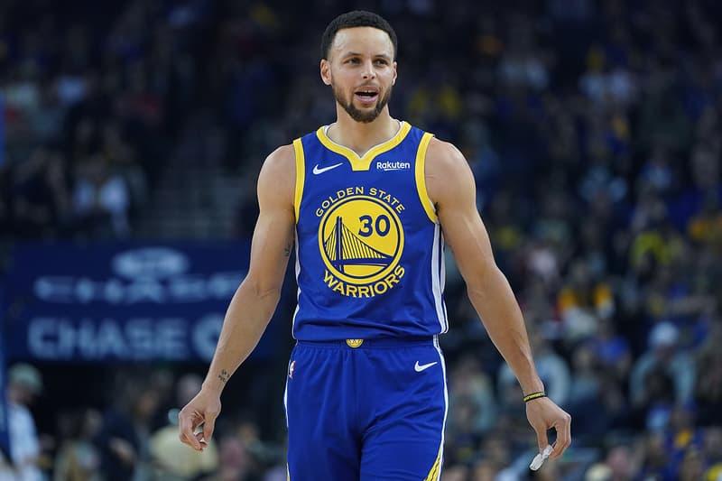 自己未入選!?Stephen Curry 分享「NBA 歷史最佳 5 人」之個人名單