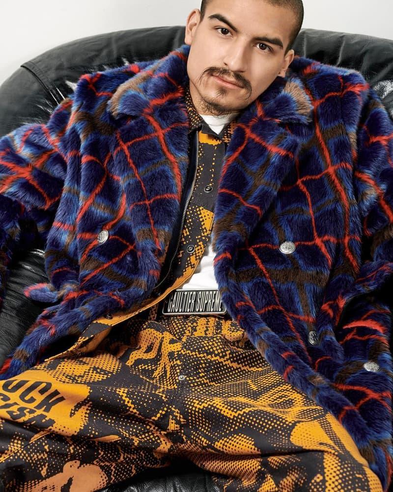 Supreme x Jean Paul Gaultier 聯乘系列即將發佈