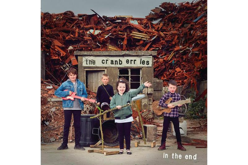 The Cranberries 發布告別歌曲《In the End》致敬主唱 Dolores O'Riordan