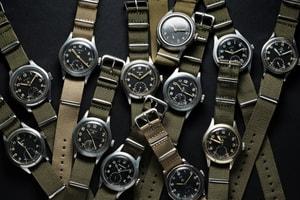 二戰 80 周年主題・為何英國皇家空軍腕錶「The Dirty Dozen」這麼稀有?