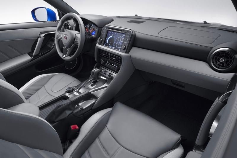 搶先預覽 Nissan GT-R 全新 50 週年別注車型